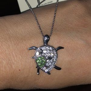 Turtle fashion necklace ( never worn)